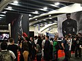 WonderCon 2011 - Thor and Captain America movie banners at the Marvel booth (5581407822).jpg