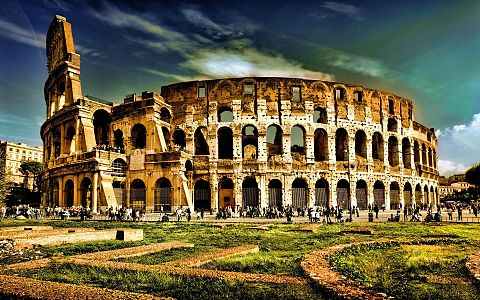 Roma Pass and Colosseum tours