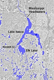 Lake Itasca - Wikipedia on map of aquifers in mn, map of highways in mn, map of airports in mn, map of hospitals in mn, map of important cities in mn, map of creeks in mn, map of restaurants in mn, map of forests in mn, map of townships in mn, map of indian reservations in mn, map of school districts in mn, map of farmland in mn, map of agriculture in mn, map of zip codes in mn, map of roads in mn, map of state land in mn, map of railroads in mn, map of waterfalls in mn, map of prairies in mn, map of golf courses in mn,