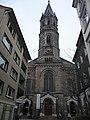 Wuppertal–Elberfeld-West 2010-04-12 – Neue Reformierte Kirche – Sophienkirche - Vorderansicht - panoramio.jpg