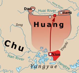 Xian (state) - Image: Xian (state)