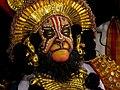 Yakshagana Performance at NINASAM (India Theatre Forum Stuyd Tour May 2013) (8764286110).jpg
