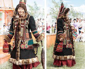 Yakut Costume