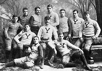 1888 Yale Bulldogs football team - Image: Yale 1888