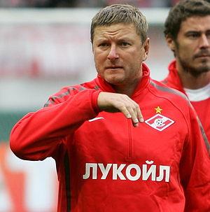Yevgeny Kafelnikov - Yevgeny Kafelnikov in 2012