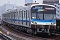 Yokohama Municipal Subway 3000V series 3616F Test run.jpg