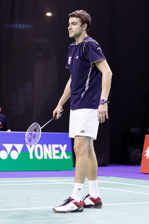 Yonex IFB 2013 - Eightfinal - Łukasz Moreń-Wojciech Szkudlarczyk — Mathias Boe-Carsten Mogensen 08