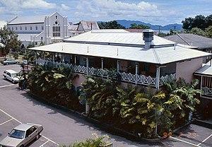 Yongala Lodge - Yongala Lodge, 1993