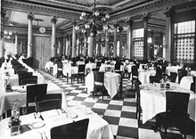 Commercial Club Dining Room
