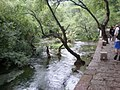 Yu River near Black Dragon Pool entrance.JPG