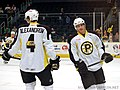 Yury Alexandrov and Jeff Penner P-Bruins.jpg
