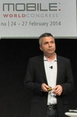 Yuval Ben-Itzhak - Keynote at the 2014 Mobile World Congress