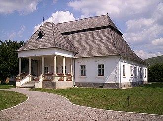 Covasna County - Mikes-Szentkereszty manor-house of Zagon