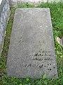 Zabytkowe groby na cmentarzu w Jazgarzewie k. Piaseczna (29).jpg