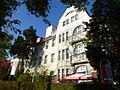 Zehlendorf Clayallee Haus Riemeisterfenn.JPG