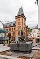 Zell (Mosel), Schwarze-Katz-Brunnen -- 2015 -- 7591.jpg