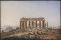 Zentralbibliothek Zürich - Die Akropolis in Athen - 500000156.tif