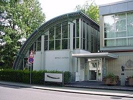 Museo Zeppelin en Zeppelinheim