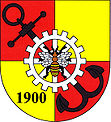 Plesná coat of arms