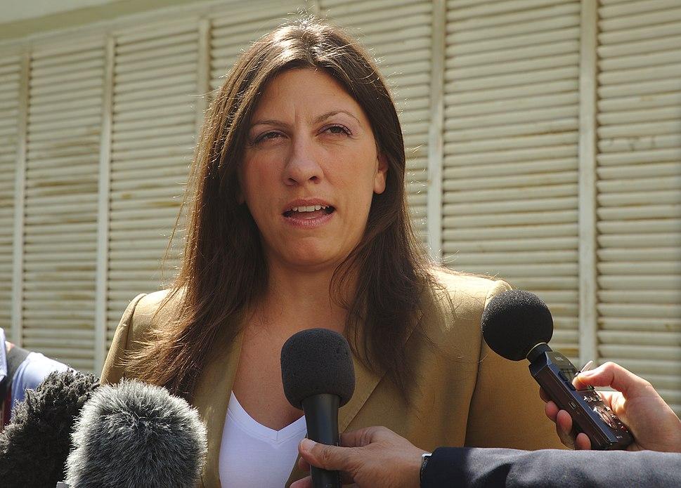 Zoi Konstantopoulou a Sept 2015