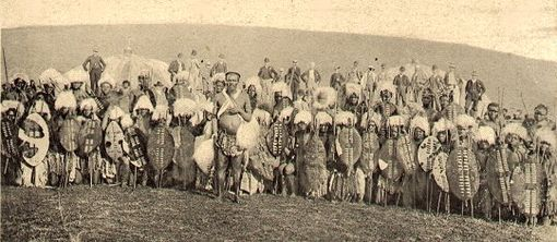 Cultura degli incontri Zulu