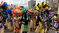 Zulus on Basin Street New Orleans Mardi Gras 2017.jpg