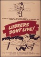 """""""Lubbers don't live - A boastful young salty was Seaman McBride"""" - NARA - 514929.tif"""