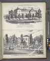 """Oakwood Seminary; Res. of O.E. Burdick ESQ., Cor. Franklin and John St's Auburn, Cayuga Co. N.Y."" NYPL1583065.tiff"