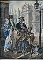 """Worldly Folk"" Questioning Chimney Sweeps and Their Master before Christ Church, Philadelphia MET DT1804.jpg"