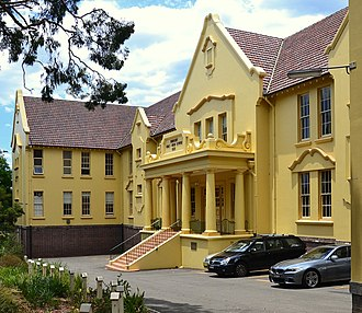 Hornsby Girls' High School - Hornsby Girls High School