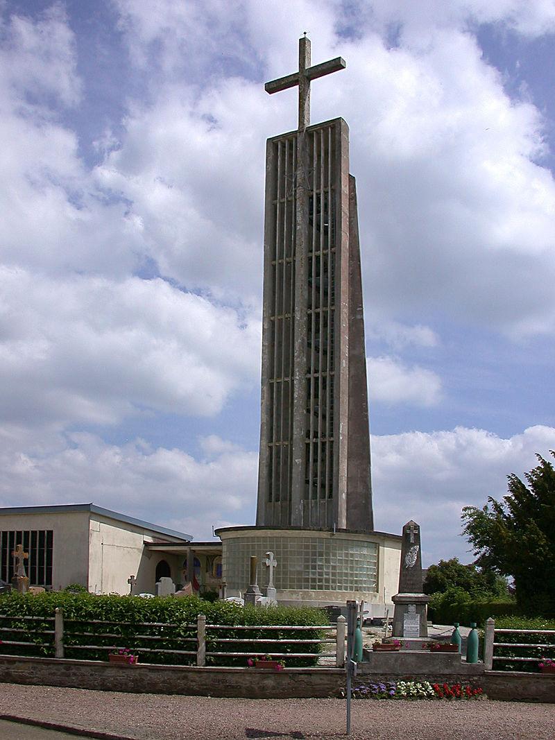 Église Saint-Germain de Saint-Germain d'Ectot (2).JPG