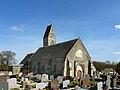 Église Saint-Martin de Crouay. Vue nord-ouest.jpg