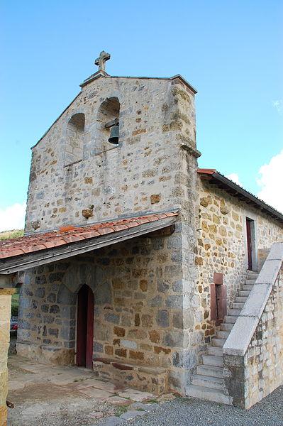Église Saint-Sauveur d'Alciette