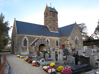 Saint-Senier-de-Beuvron Commune in Normandy, France