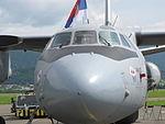 Österreich, Zeltweg (Flughafen Hinterstoisser-2013), Antonov AN-26, 0148.JPG