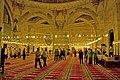 Üç Şerefeli Mosque Interior.jpg