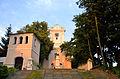 Łabiszyn kościół św.Mikołaja.JPG