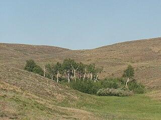 Mugodzhar Hills mountain range