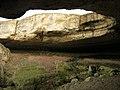 Ак Кая - Белая скала, Грот неандертальцев 2.jpg