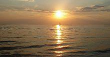 Белая ночь над Белым морем.JPG