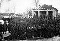 Бойцы Брест-Литовского полка на привале во время Первой мировой войны, Галиция.jpg