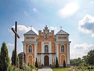 Bratslav Urban locality in Vinnytsia Oblast, Ukraine
