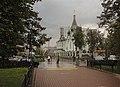 Вид церкви Воскресения Словущего с Сокольнической площади.jpg