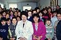 Встреча поэтессы Г. Ситдыковой с юными односельчанами в Зуяковской школе.jpg