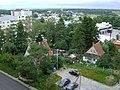 Два немецких домика со всеми деревьями вокруг - уже обречены. Светлогорск (Калининградская область).JPG