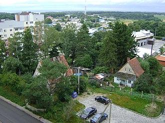 Svetlogorsk, Kaliningrad Oblast - View of Svetlogorsk