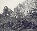 Доски для добывания огня и шкура на куче оленьих рогов.jpg