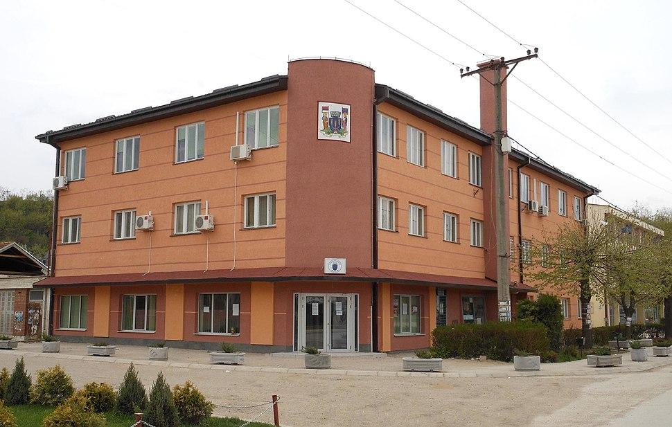 Зграда Општине Житорађа