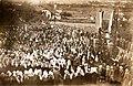 Зеница - 1932-08-02 - народни збор пред католичком Црквом Св. Илије на празник Свети Илија.jpg