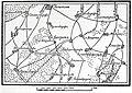 Карта к статье «Гросс-Беерен». Военная энциклопедия Сытина (Санкт-Петербург, 1911-1915).jpg